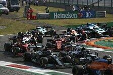 Formel 1 Monza: Bottas gewinnt Sprintrennen, Hamilton patzt
