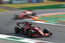 Formel 1 Monza, Leclerc plötzlich krank: Schwer zu ignorieren