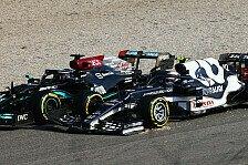 Formel 1, Gasly bei Unfall nur Passagier: Kein schönes Gefühl