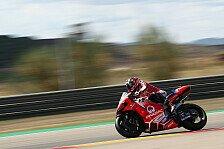 MotoGP Aragon - Zarco: Ich bin der Verlierer des Tages