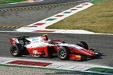 Formel 2 Sotschi-Qualifying: Piastri wieder auf Pole