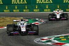 Formel 1, Mazepin nach Schumacher-Crash geständig: Mein Fehler