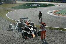 Formel 1 Monza - Pressestimmen: WM-Krieg wie Senna vs. Prost
