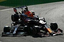 Helmut Marko zu Monza-Crash: Hamilton hat keinen Platz gelassen