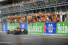 Formel 1 2021: Italien GP - Rennen