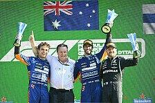 Formel 1 2021: Italien GP - Atmosphäre & Podium