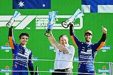 Lando Norris feiert McLaren-Entwicklung: Das ist nicht Glück!