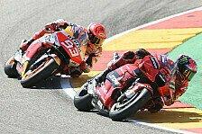 Marquez vs. Bagnaia: Irres MotoGP-Duell in Aragon