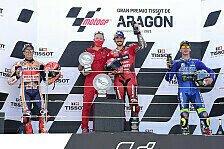 MotoGP Aragon: Alle Stimmen zum Bagnaia-Sieg