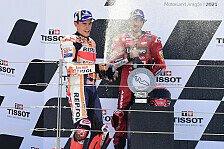 MotoGP-Analyse: Francesco Bagnaia zeigt in Aragon Meisterstück