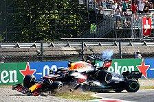 Formel 1, Verstappen-Crash mit Absicht? Marko: So ein Blödsinn