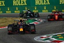 Formel 1 Monza: Red Bull und FIA streiten um Perez-Strafe