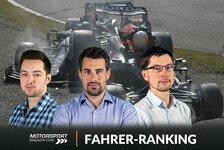 Formel 1 Fahrernoten: Hamilton kündigt Verstappens Punkteabo