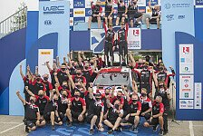 WRC Rallye Griechenland 2021: Alle Fotos vom 9. WM-Rennen