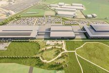 Aston Martin zeigt neue 200-Millionen-Fabrik für die Formel 1