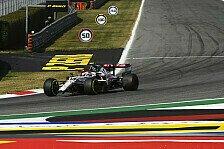 Formel 1, Giovinazzi wirft nächste Chance weg: Keine Kontrolle