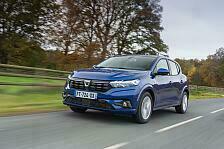 Dacia Sandero: Das meistverkaufte Auto im Juli 2021