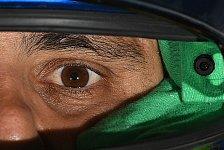 Formel 1 testet Helmkamera: Teams haben Angst um Daten