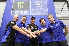 Franco Morbidelli: Aufstieg in Yamahas Werksteam offiziell