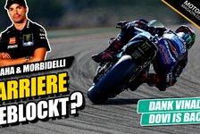 MotoGP - Video: Morbidelli unterschreibt Yamaha-Vertrag bis 2023: Wieso?