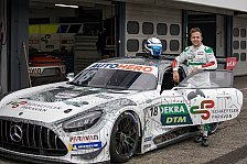 DTM-Fahrerwechsel: Dienst statt Buhk bei Mücke Motorsport