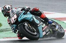 MotoGP, Dovizioso: Zu klein für die Yamaha