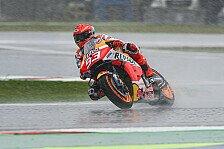 MotoGP Austin: Marc Marquez holt im Regen erste Bestzeit