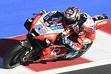 MotoGP: Jorge Martin äußert Unverständnis über Strafe
