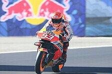 MotoGP - Marc Marquez: P4 in Misano mehr wert als Aragon-Podest