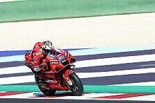 MotoGP - Misano: Alle Reaktionen zum Trainingsfreitag