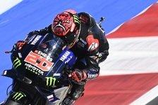 Mückenplage in Misano: MotoGP-Fahrer mit Sichtproblemen