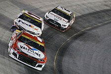 NASCAR 2021 Bristol Night Race: Larson gewinnt im Kolosseum