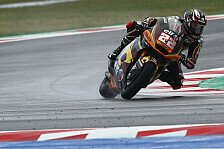 Moto2 Misano: Lowes gewinnt Chaos-Qualifying, Fernandez crasht