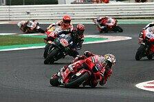 Quartararo alleine gegen Ducati-Armada: MotoGP als Teamsport