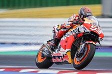 MotoGP-Testfahrten Misano: Die besten Bilder