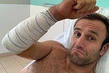 MotoGP: Johann Zarco erfolgreich operiert