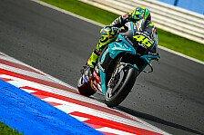 Valentino Rossis letzter MotoGP-Test: Werde ich nicht vermissen