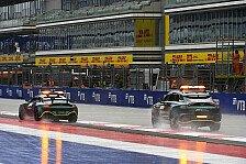 Formel 1 2021: Russland GP - Vorbereitungen Donnerstag