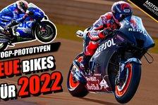 MotoGP - Video: MotoGP-Test Misano: Alle Neuheiten im Video