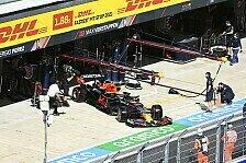 Formel 1: Neuer Motor für Verstappen, letzter Startplatz