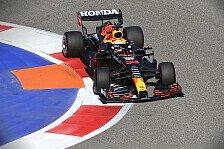 Trainingsanalyse Sotschi: Was führt Red Bull im Schilde?