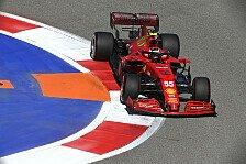Formel 1, Sotschi-Qualifying erst am Sonntag? Sainz spekuliert