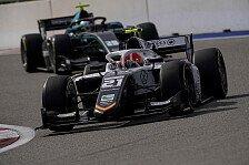 Formel 2 2021: Russland GP - Rennen 16-18