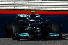 Formel 1 Sotschi: Strafe für Bottas - Mercedes wechselt Motor