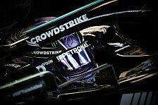 Formel 1, Sotschi: Hamilton guckt bei Bottas ab