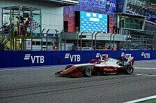 Formel 3 Sotschi: Red-Bull-Junior Dennis Hauger ist Meister