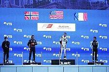 Formel 3 2021: Russland GP - Rennen 19-21