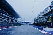 Formel 1 2021 live: Stream, TV-Programm, neuer Sotschi-Zeitplan