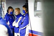 Formel 1 Sotschi, Unsportlich: Schwarz/Weiße Flagge für Mazepin