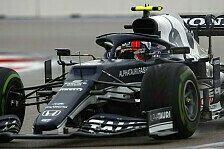 Formel 1, Gasly wütet gegen AlphaTauri: Schlechten Job gemacht